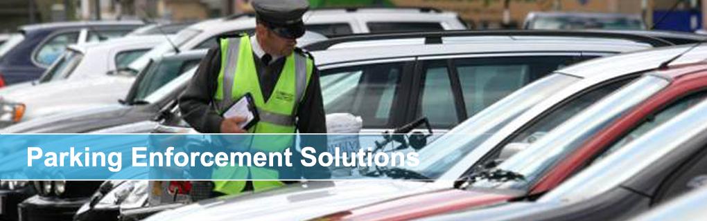 Parking Enforcement Page top image